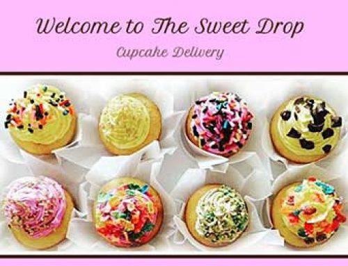 Designing a cupcake website