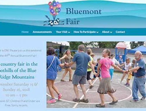 Northern Virginia Fair Website Development