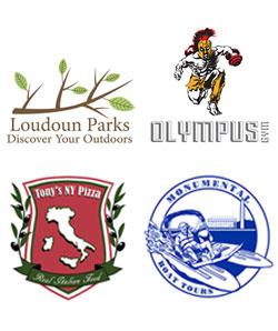 Loudoun logo designs